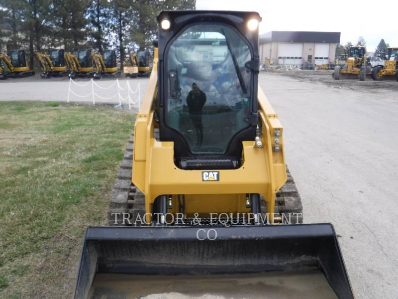 CATERPILLAR MINICARGADORAS 259D H2CB equipment  photo 8