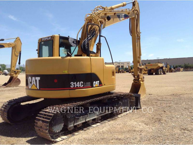 CATERPILLAR KETTEN-HYDRAULIKBAGGER 314CLCR equipment  photo 1