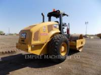 CATERPILLAR EINZELVIBRATIONSWALZE, BANDAGE CS56B equipment  photo 2