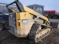 CATERPILLAR SKID STEER LOADERS 299D equipment  photo 6