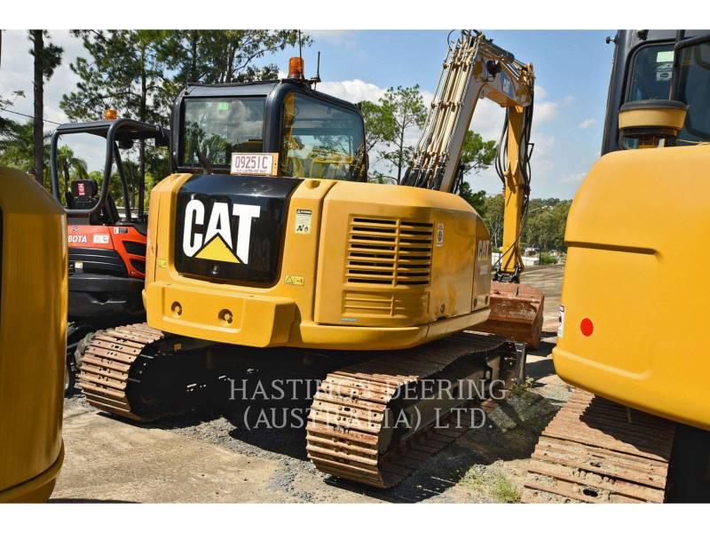 CATERPILLAR PELLES SUR CHAINES 308ECRSB equipment  photo 5