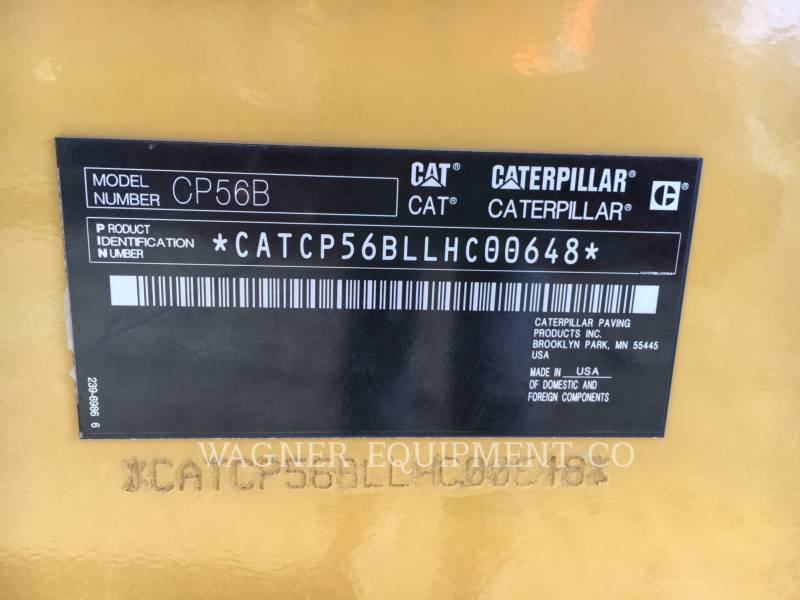 CATERPILLAR VERDICHTER CP56B equipment  photo 5
