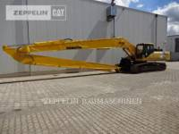 Equipment photo KOMATSU LTD. PC340NLC RUPSGRAAFMACHINES 1