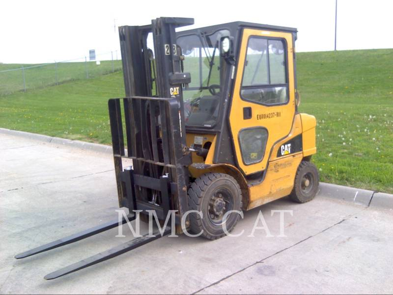 CATERPILLAR LIFT TRUCKS MONTACARGAS 2P5000_MC equipment  photo 3