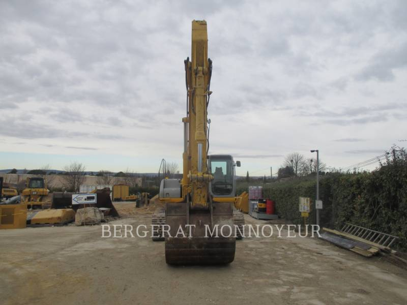 FORD / NEW HOLLAND TRACK EXCAVATORS E385 equipment  photo 3