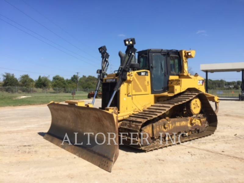CATERPILLAR TRACTEURS SUR CHAINES D6T LGPPAT equipment  photo 1
