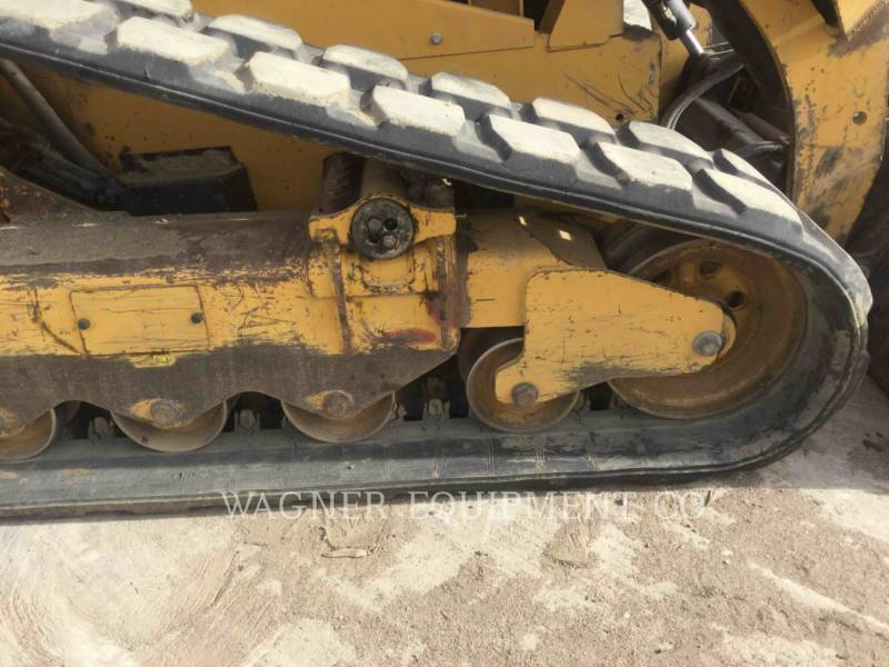 CATERPILLAR CHARGEURS TOUT TERRAIN 299D equipment  photo 12