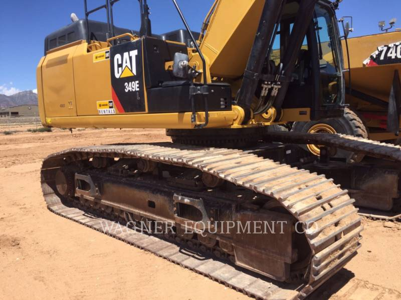 CATERPILLAR KETTEN-HYDRAULIKBAGGER 349EL VG equipment  photo 4