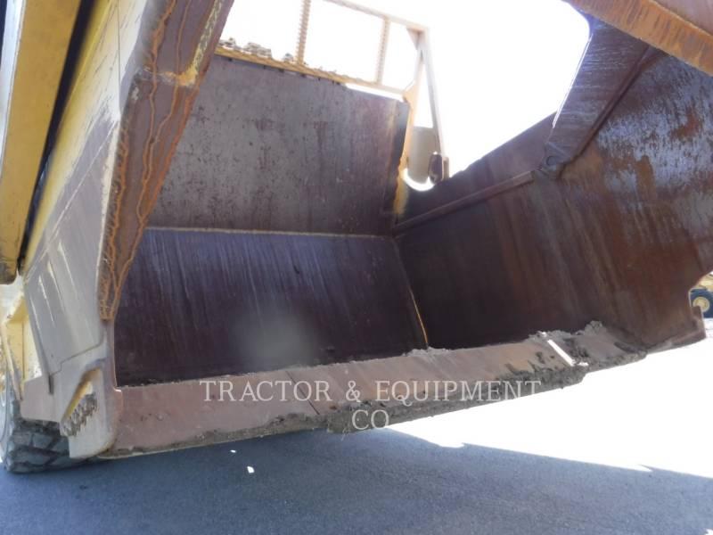 CATERPILLAR WHEEL TRACTOR SCRAPERS 627K equipment  photo 12