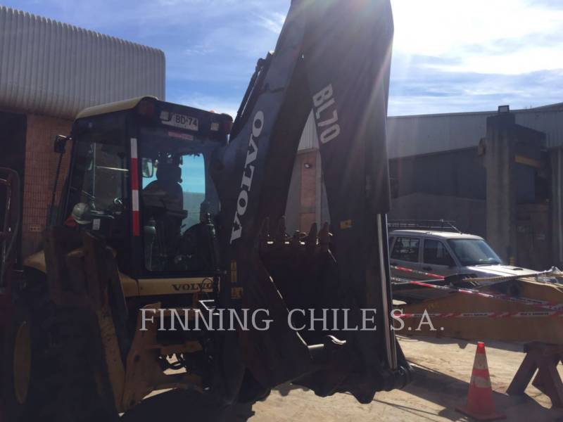 VOLVO CONSTRUCTION EQUIPMENT BAGGERLADER BL 70 equipment  photo 5