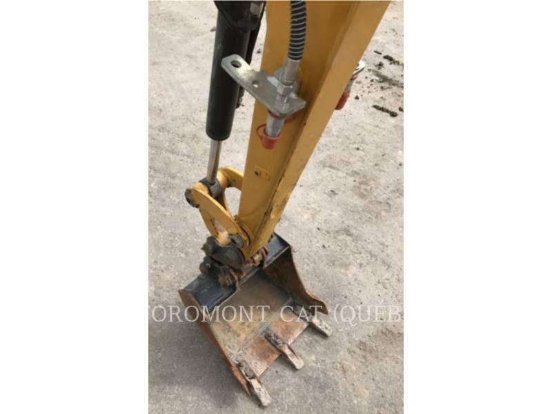 CATERPILLAR 履带式挖掘机 301.7D CR equipment  photo 14