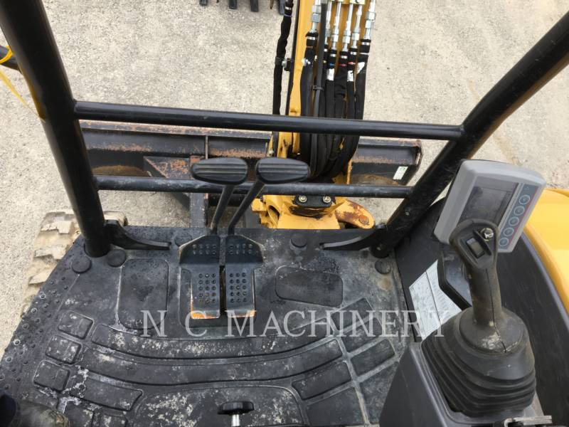 CATERPILLAR EXCAVADORAS DE CADENAS 303.5ECRCN equipment  photo 8