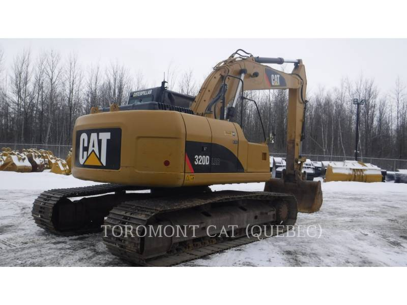 CATERPILLAR TRACK EXCAVATORS 320DLRR equipment  photo 2
