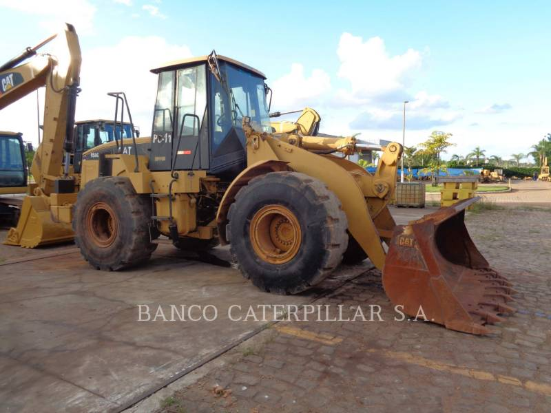 CATERPILLAR WHEEL LOADERS/INTEGRATED TOOLCARRIERS 950GII equipment  photo 1