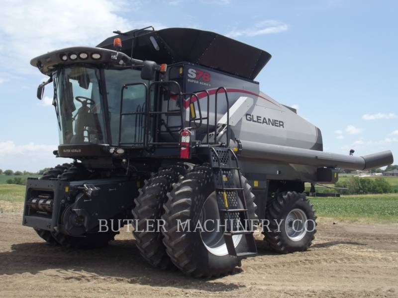 GLEANER COMBINADOS S78 equipment  photo 1