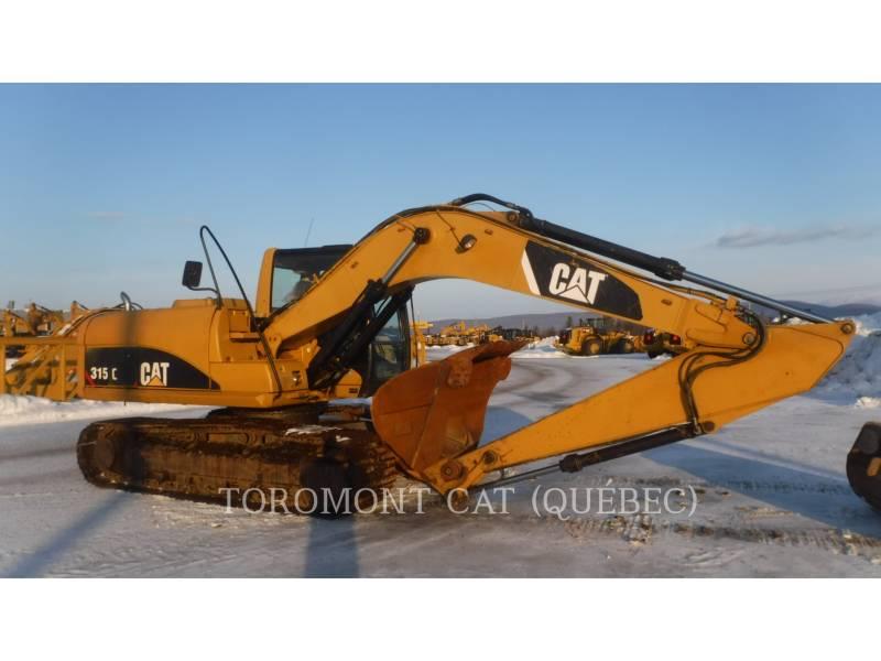 CATERPILLAR PELLES SUR CHAINES 315CL equipment  photo 2
