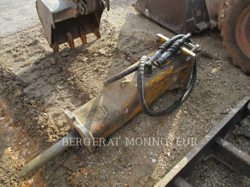 VOLVO CONSTRUCTION EQUIPMENT トラック油圧ショベル EC17C equipment  photo 14