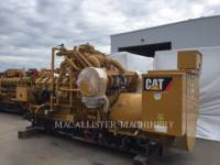 CATERPILLAR STATIONARY GENERATOR SETS G3516B equipment  photo 1