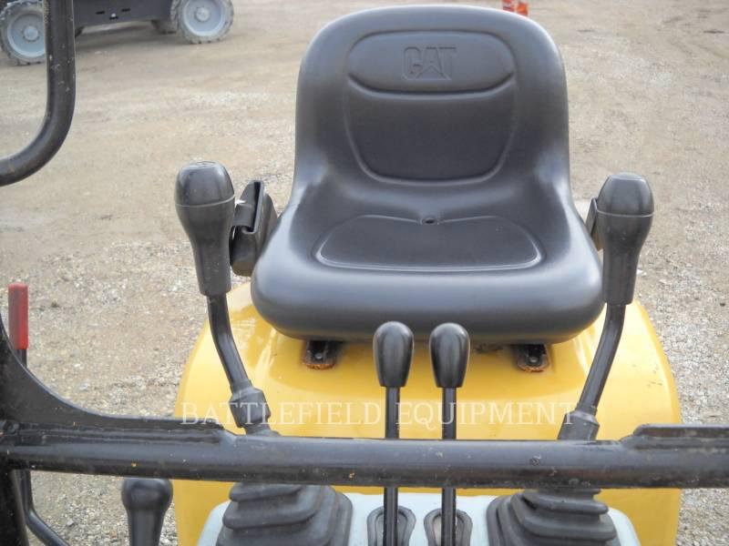 CATERPILLAR TRACK EXCAVATORS 300.9D equipment  photo 9