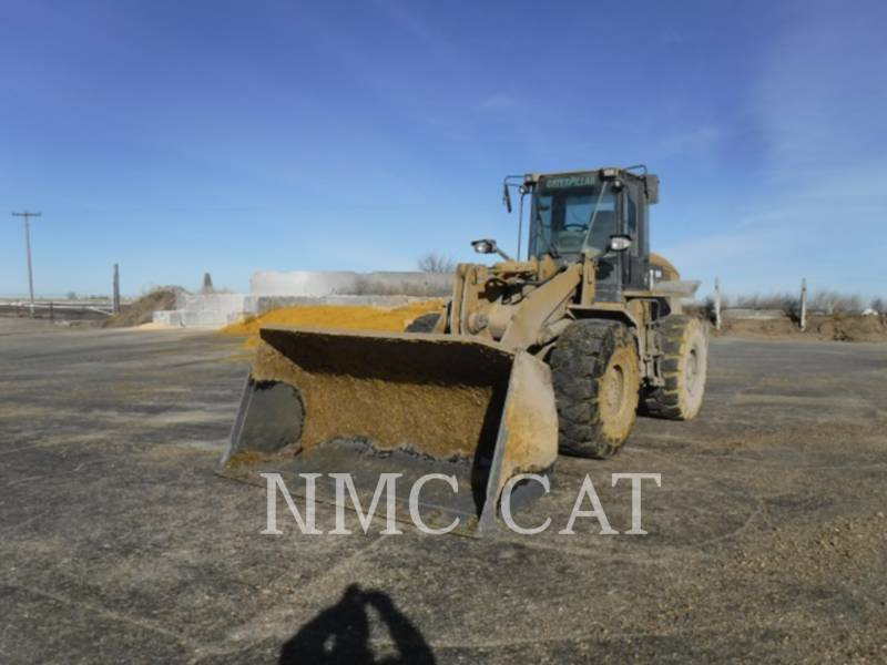 CATERPILLAR PALE GOMMATE/PALE GOMMATE MULTIUSO 938H equipment  photo 1