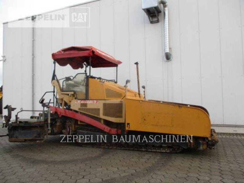 DYNAPAC SCHWARZDECKENFERTIGER F182CS equipment  photo 3