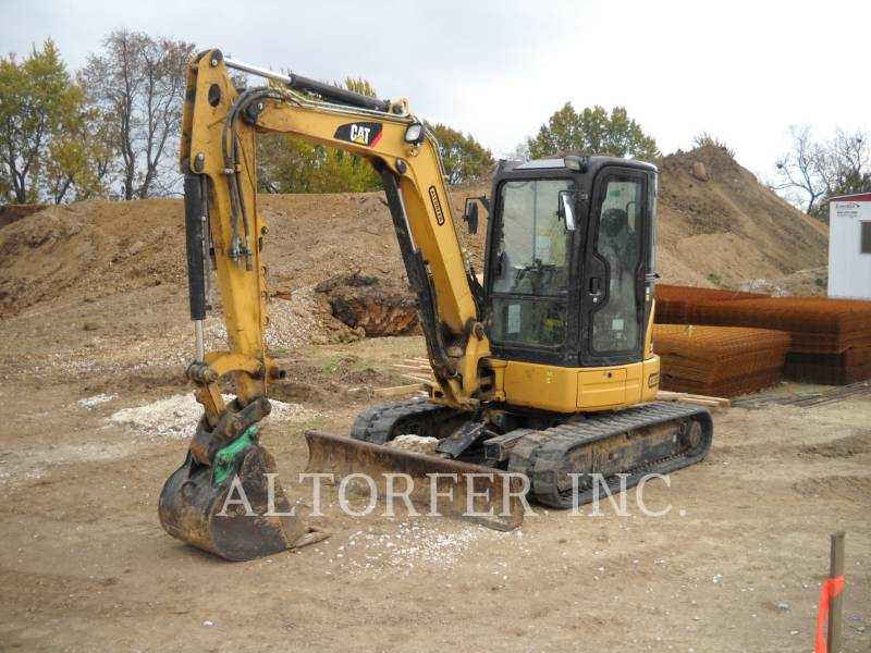 CATERPILLAR EXCAVADORAS DE CADENAS 305D CR equipment  photo 1