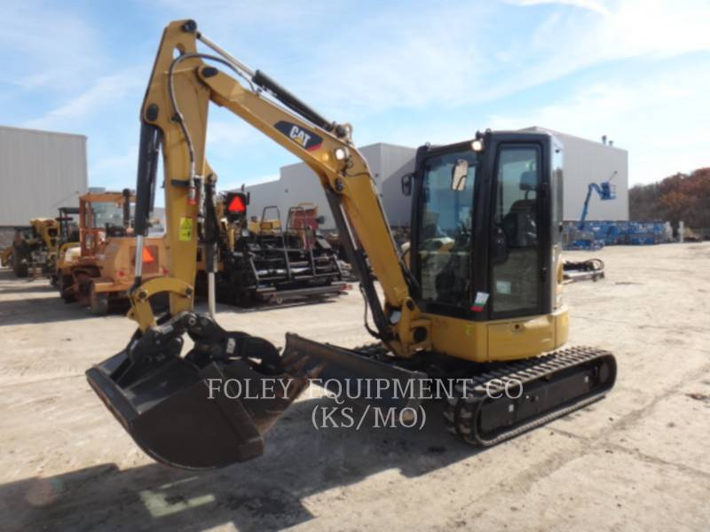 CATERPILLAR TRACK EXCAVATORS 303.5E2LC equipment  photo 2