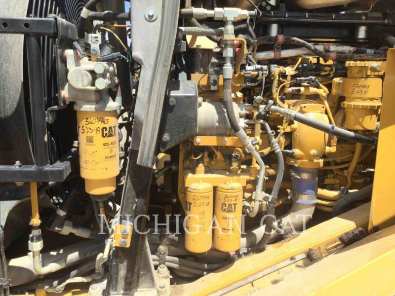 CATERPILLAR PALE GOMMATE/PALE GOMMATE MULTIUSO 966M equipment  photo 11