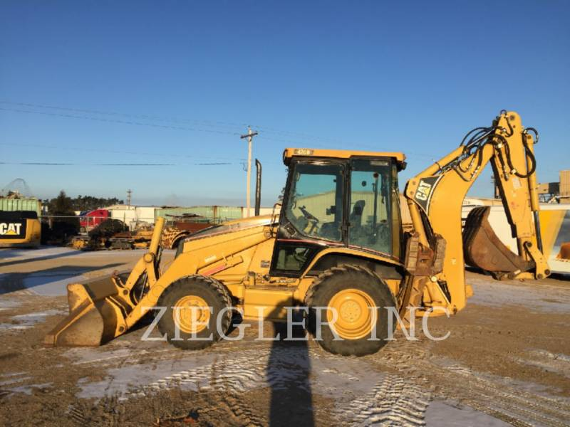 CATERPILLAR TERNE 420D equipment  photo 7