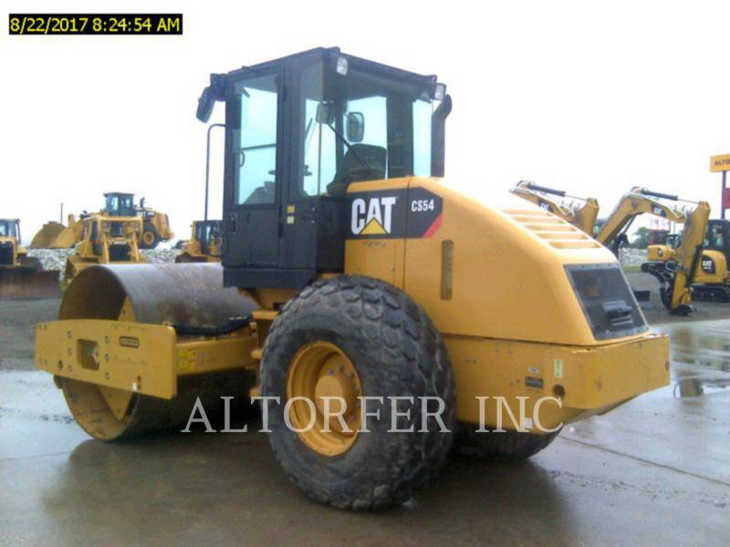 CATERPILLAR COMPACTADORES DE SUELOS CS54 equipment  photo 2