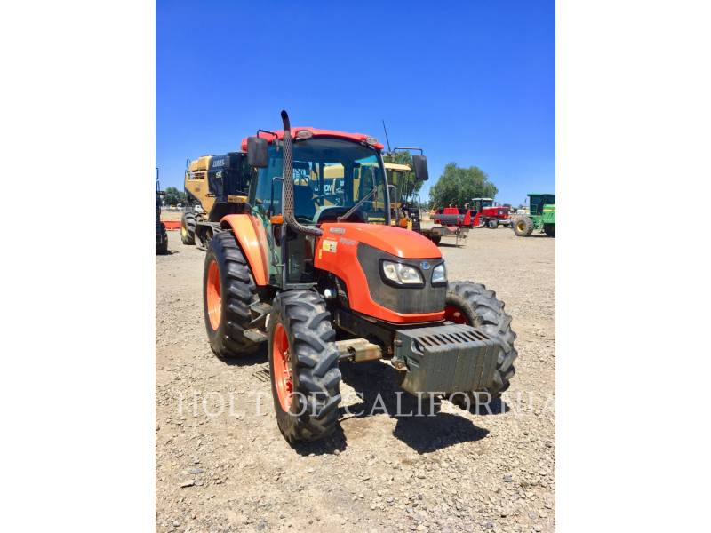 KUBOTA MANUFACTURING OF AMERICA LANDWIRTSCHAFTSTRAKTOREN M9540 equipment  photo 2