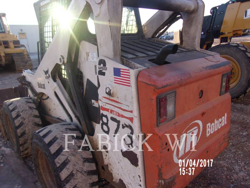BOBCAT SKID STEER LOADERS 873 equipment  photo 3