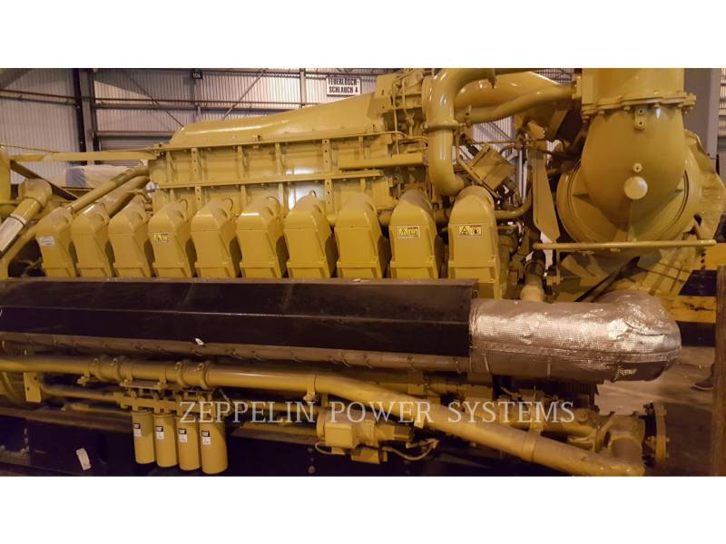 CATERPILLAR FIXE - GAZ NATUREL G3520C UNUSED equipment  photo 3