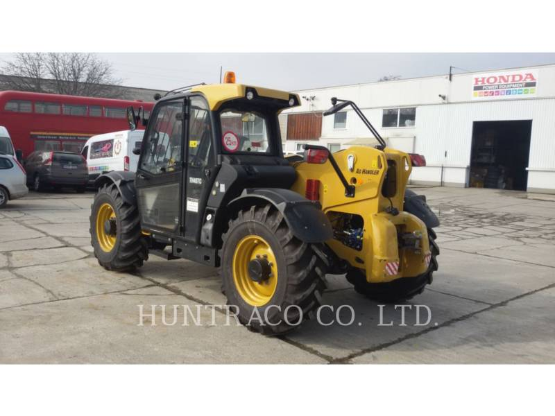 CATERPILLAR TELEHANDLER TH 407 C equipment  photo 2