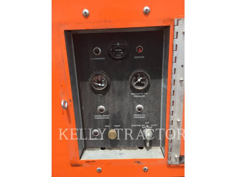 SULLIVAN COMPRESSEUR A AIR D185P PK equipment  photo 8