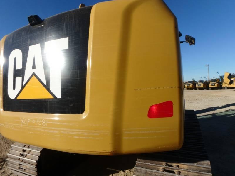 CATERPILLAR TRACK EXCAVATORS 323FL equipment  photo 21