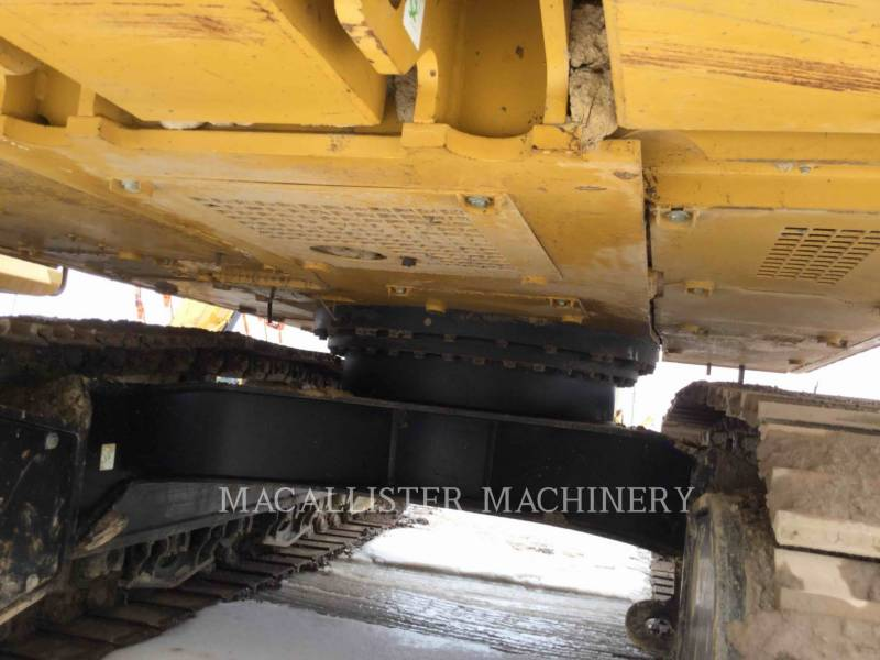 CATERPILLAR TRACK EXCAVATORS 316FL equipment  photo 11