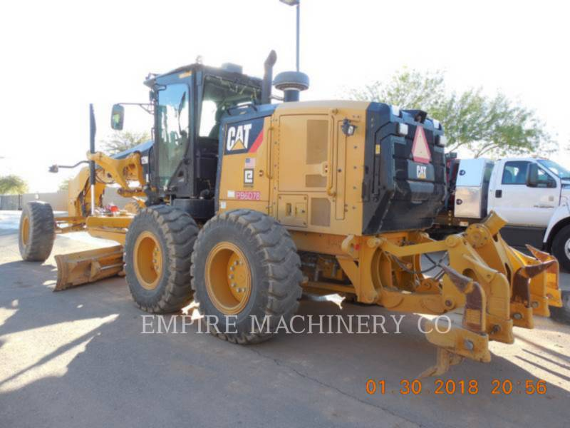 CATERPILLAR АВТОГРЕЙДЕРЫ 12M3 equipment  photo 3