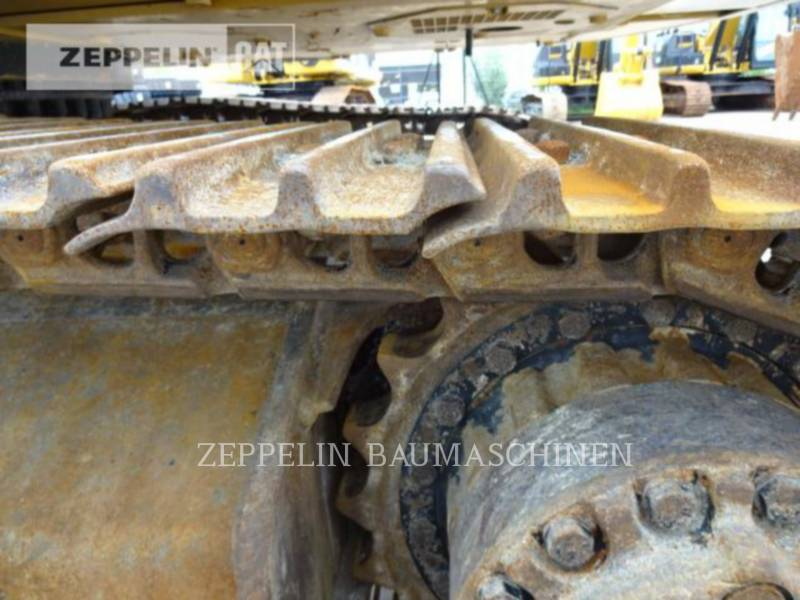 CATERPILLAR ESCAVATORI CINGOLATI 329D2L equipment  photo 21