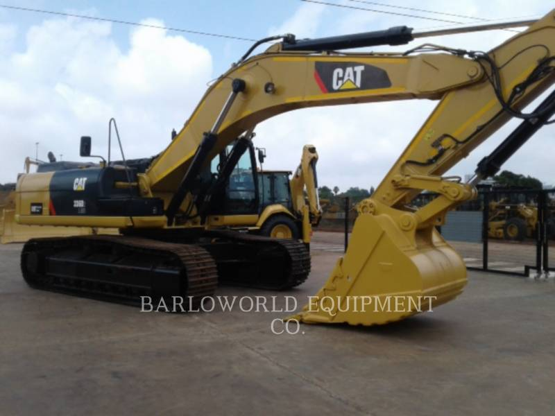 CATERPILLAR ESCAVATORE/ESCAVATORE FRONTALE DA MINIERA 336D equipment  photo 3