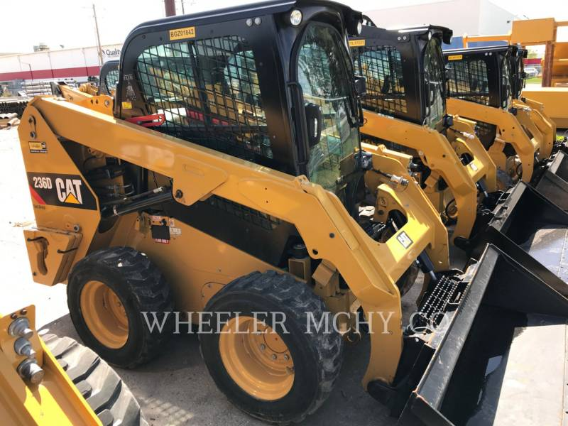 CATERPILLAR MINICARGADORAS 236 C3 2S equipment  photo 14