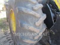 JOHN DEERE FORESTRY - FELLER BUNCHERS - WHEEL 843J WFELLER equipment  photo 9