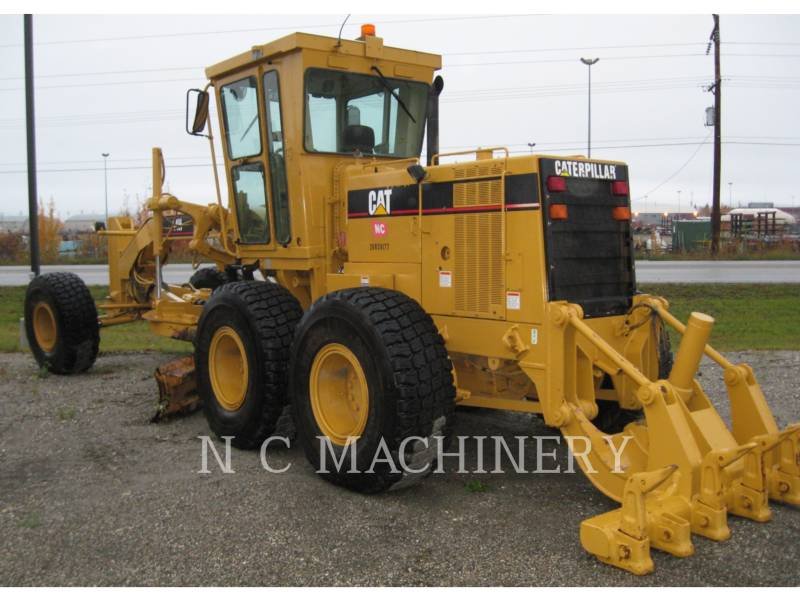 CATERPILLAR MOTONIVELADORAS 14H equipment  photo 4