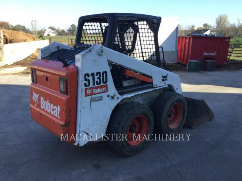 BOBCAT KOMPAKTLADER S130 equipment  photo 2