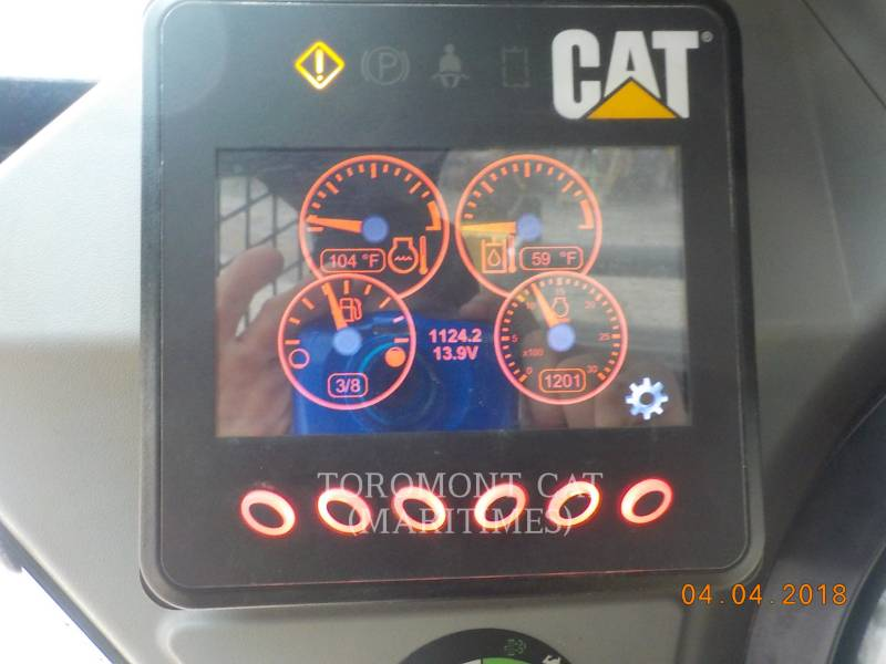 CATERPILLAR CARGADORES MULTITERRENO 249D equipment  photo 2