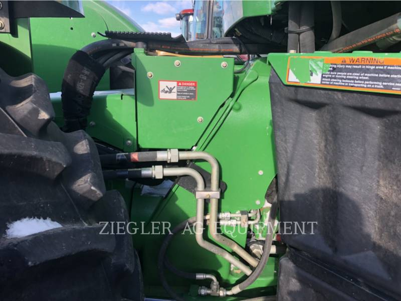 DEERE & CO. TRACTEURS AGRICOLES 9410R equipment  photo 17