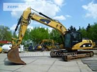 CATERPILLAR KETTEN-HYDRAULIKBAGGER 323DL equipment  photo 1