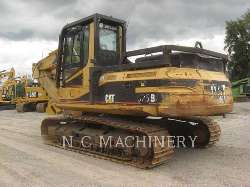 CATERPILLAR EXCAVADORAS DE CADENAS 325BL equipment  photo 4