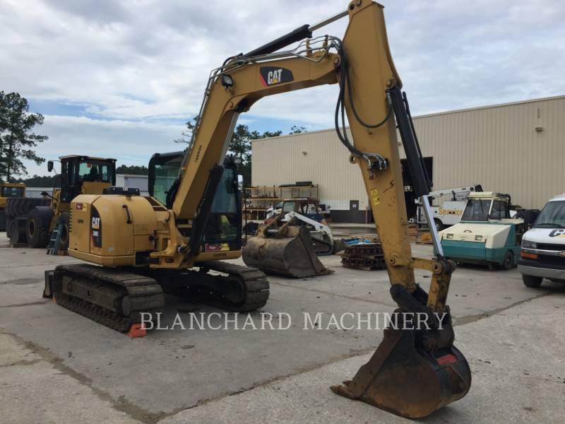 CATERPILLAR TRACK EXCAVATORS 308 E2 CR SB equipment  photo 1
