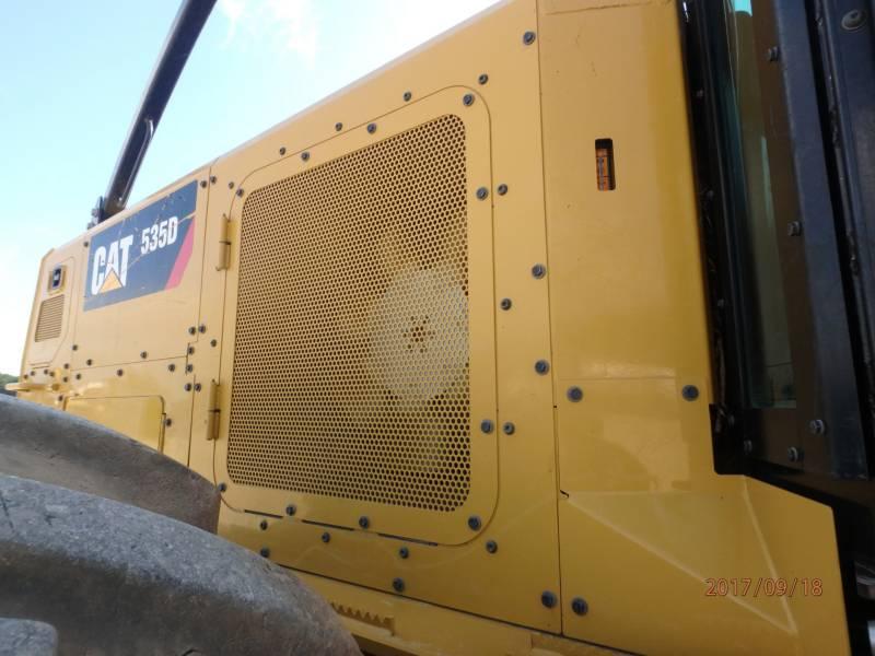 CATERPILLAR FORESTRY - SKIDDER 535D equipment  photo 23